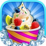 Frozen Yogurt Maker - Kids Dessert Game